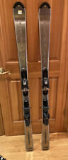 Volant Stainless Steel Skis Vertex Silver 155Cm With Marker Logic 1 Bindings