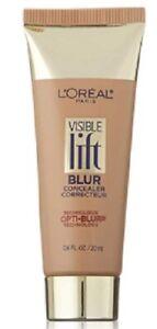 L'OREAL Visible Lift Blur Concealer 0.6oz PICK YOUR COLOR SEALED
