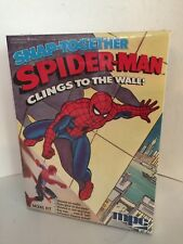 Vintage MPC 1978 SNAP-TOGETHER SPIDER-MAN/EYES GLOW Model Kit 1-1931 NEW/SEALED