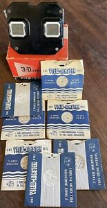 Vintage Sawyers Viewfinder With Box And Reels
