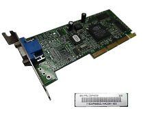 Scheda Video AGP Nvidia TNT2 M64 16mb IBM FRU 25P4058