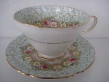 Tea Cup & Saucer Porcelain & China