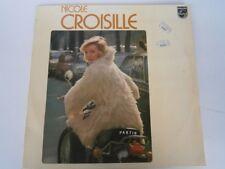 NICOLE CROISILLE - 1974 FRANCE Philips OZ pressing LP