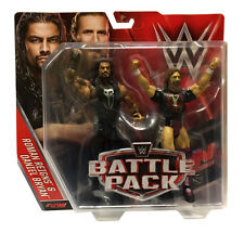 Mattel - WWE Battlepack Exclusive Toys R Us Roman Reigns & Daniel Bryan Figures