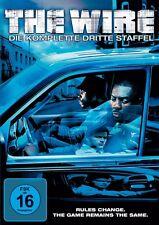 DVD BOX * The Wire - Die komplette 3. dritte Staffel * NEU OVP