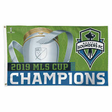 WinCraft Seattle Sounders Supporter Flag