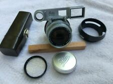 Leica Leitz Wetzler Summicron 50mm f/2.0 Lens DR with Goggles and Hood