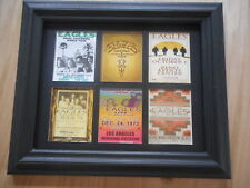 The Eagles - 6 Miniature Posters In A Frame