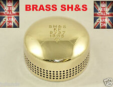 SH&S BRASS FLAME SPREADER PRIMUS STOVE CAMPING STOVE MILITARY STOVE ARMY STOVE