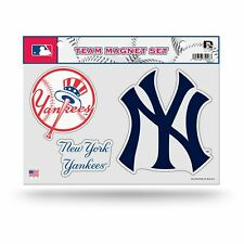 Mlb New York Yankees Team Magnet Set