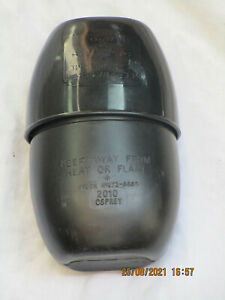Feldflasche & Becher,schwarz,Bottle & Cup Water Canteen,OSPREY 2010,Kunststoff
