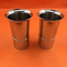 Velocity Stacks air horn trumpet 45DCOE for EMPI/WEBER DELLORTO pair (2 pieces)