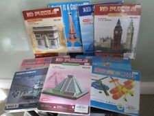 Wooden Architecture 15 - 25 Pieces Jigsaws & Puzzles