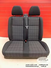 Mercedes Vito 447 Sitz Beifahrersitzbank   Double bench TUNJA seat