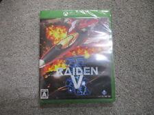 Raiden V Xbox One 4549576046495/WF7-00002 Video Game F/S