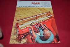 Case Tractor 960 Combine Dealer's Brochure YABE14