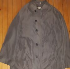 Joseph Abboud Olive Green Trench Coat Size  40S 38S 36S -  M
