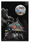 Roamcouch - Moon Child Print - Limited Edition - Signed and Numbered - COA