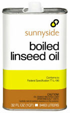 Sunnyside 87232 Boiled Linseed Oil In Metal Can, 1-Quart