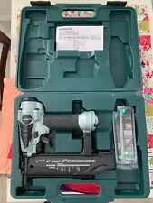 "HITACHI NT50AE2  2"" 18-GAUGE AIR PNEUMATIC BRAD NAILER W/CASE & Nails"