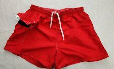 Water Safety Product USA Made Woman's Medium Red Swim Nylon 3