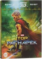 Thor: Ragnarok (Blu-ray 3D+2D, 2018) Eng,Russian,Italian,Czech,Spanish,Polish