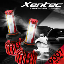 XENTEC LED HID Headlight Conversion kit 9007 HB5 6000K 1995-2003 Ford Explorer