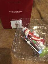 2020 Hallmark Keepsake Confectionery King Noble Nutcrackers Ornament -NIB