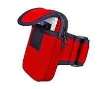 Housses et coques anti-chocs rouge Universel pour téléphone mobile et assistant personnel (PDA)