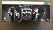 Injustice: Gods Among Us -- Battle Edition [GameStop Exclusive] Read Description