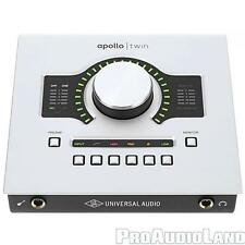 Universal Audio Apollo Twin USB Recording Studio Interface w/DUO Processing NEW