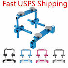 CNC Aluminum Adjustable Stealth Body Mount Set with Strong Magnet  for 1/10 Car