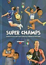 ESSELUNGA SUPER CHAMPS ITALIA OLIMPIADI TOKYO 2020 FIGURINE A SCELTA #1 - #180
