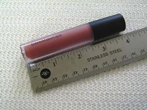 bareMinerals Gen Nude Matte Juju Lip Color Liquid Lipstick .13 oz $19 Retail