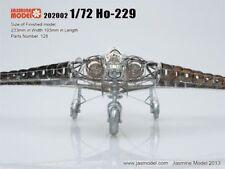 Ho-229/Gotha Go 229 Scale 1/72 Full Structure PE Detail Model kit