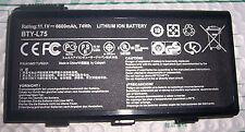 Batterie D'ORIGINE MSI CX600 CX620 CR700 CR720 CR610