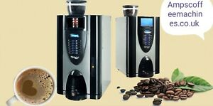 Beans to cup coffee machine Commercial Use Fully Automatic Milk Powder use