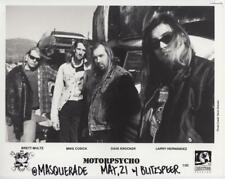 Motorpsycho- Music Memorabilia Photo