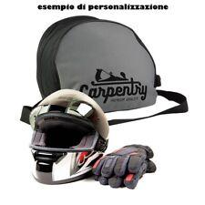 Borsa Porta Casco e Guanti per moto scooter quad