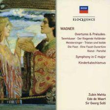 Wagner / Mehta / Sol - Wagner: Overtures & Preludes [New CD] Austral
