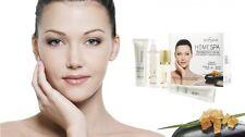 Argan Feuchtigkeitspflege 4 - Set Peeling Tonic Gesichtscreme Peeloff Maske