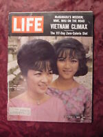 LIFE Magazine October 11 1963 Oct 63 MME LE THUY NHU VIETNAM STAN MUSIAL