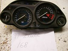 kawasaki ninja gauges dash speedometer 97 98 99 2005 2004 zx600e zx6 zx600 zx-6