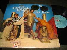 SUGARHILL GANG 8th wonder LP NM vinyl SH249 '81 orig rare rap hip hop electro