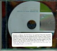 (CJ489) Elf Power, Back to the Web - 2006 DJ CD