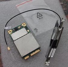 Option GTM378 Mini PCI-E WWAN HSDPA UMTS w Antenna 3G