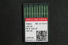 10 Schmetz Nadeln: 5 St für Leder 130//705 HLL NM120 Universal Nm90 5 St Sys