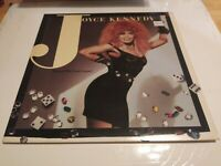 Joyce Kennedy - Wanna Play Your Game! NM Original Translucent A&M LP Record 1985