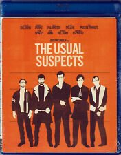 The Usual Suspects Movie on a Blu-Ray Dvd with Kevin Spacey Crime Thriller Drama