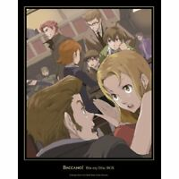 Baccano! Blu-ray Disc BOX with Tracking number New from Japan
